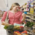 Information on Food Product Labels Influences Shopping Decisions